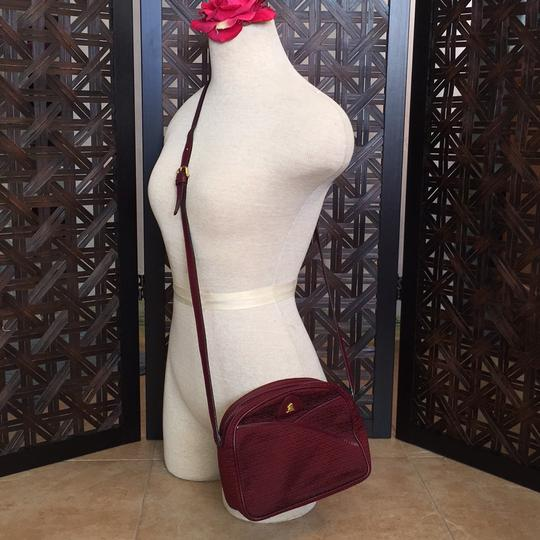 Mark Cross Vintage Made In Italy Mini Cross Body Bag Image 2