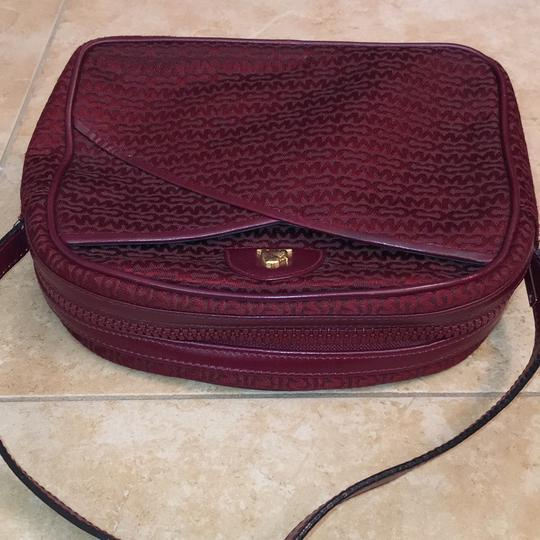 Mark Cross Vintage Made In Italy Mini Cross Body Bag Image 7