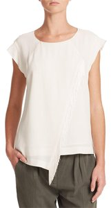 Rebecca Taylor Top Off White
