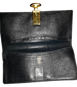 Gucci Navy blue Clutch