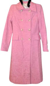 Tocca Wool Luxury Classic European Trench Coat