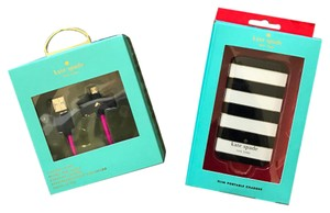 Kate Spade Portable charger & sync/charge cable