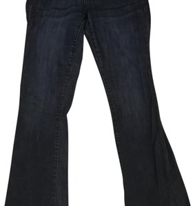 Banana Republic Trouser/Wide Leg Jeans - Up to 90% off at Tradesy