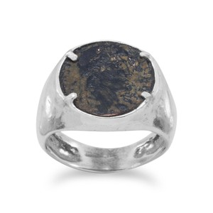 Roman Glass NEW Ancient Roman Coin Ring