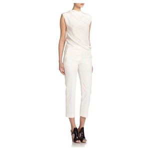 3.1 Phillip Lim Antique Classic Pencil Baggy Pants White