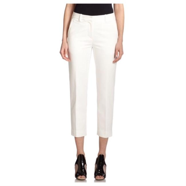 3.1 Phillip Lim Antique Classic Pencil Baggy Pants White Image 1