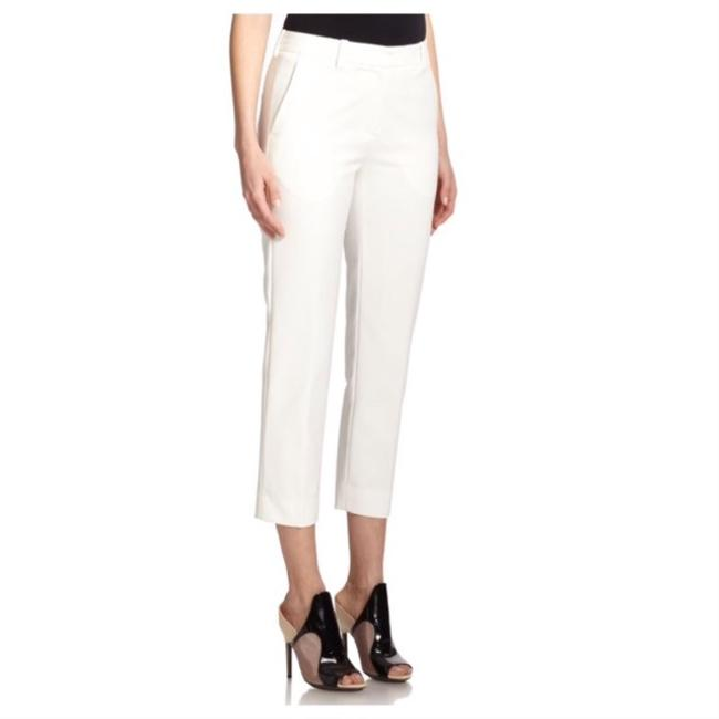 3.1 Phillip Lim Antique Classic Pencil Baggy Pants White Image 3
