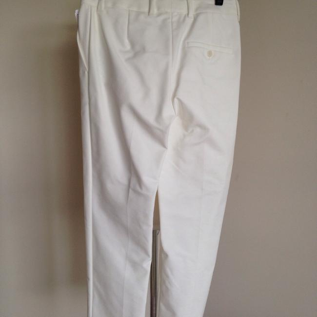 3.1 Phillip Lim Antique Classic Pencil Baggy Pants White Image 4