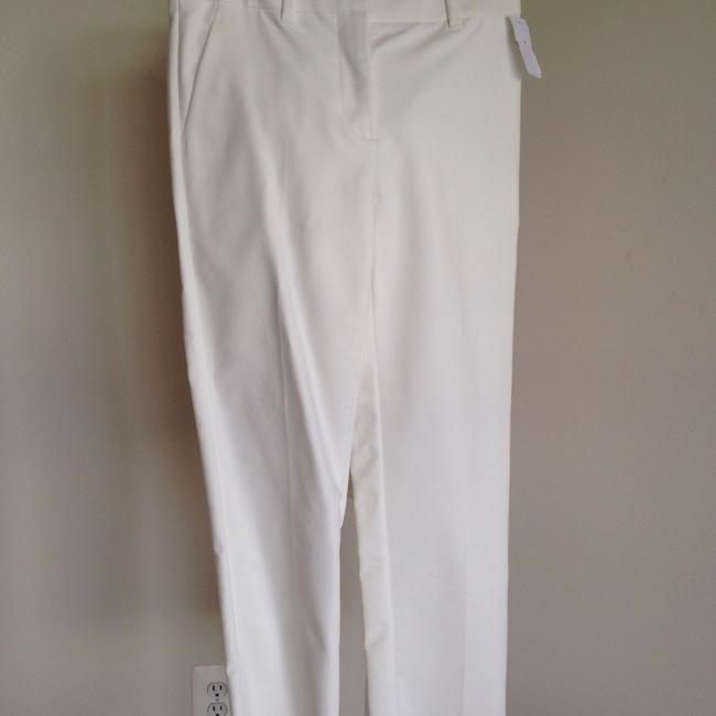 3.1 Phillip Lim Antique Classic Pencil Baggy Pants White Image 5