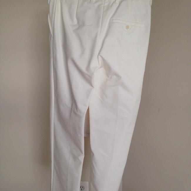 3.1 Phillip Lim Antique Classic Pencil Baggy Pants White Image 7