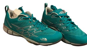 The North Face turquoise Athletic