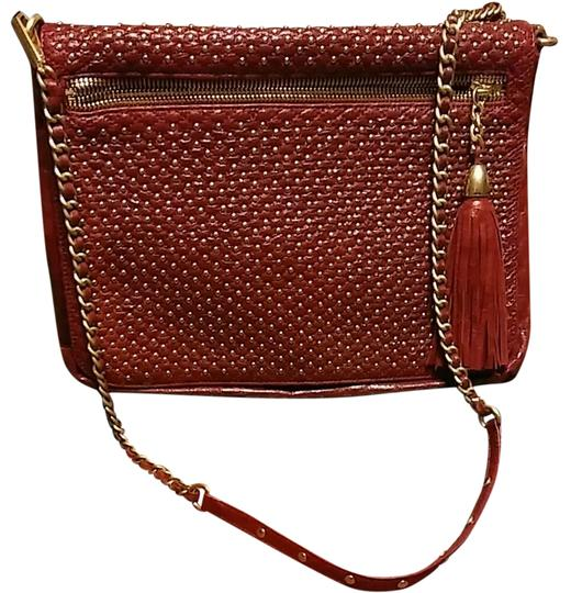 Preload https://img-static.tradesy.com/item/20645574/rebecca-minkoff-cross-body-bag-red-and-gold-studded-20645574-0-2-540-540.jpg