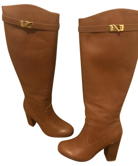 Tommy Hilfiger Camel Tall Boots/Booties Size US 7 Regular (M, B) Tommy Hilfiger Camel Tall Boots/Booties Size US 7 Regular (M, B) Image 1