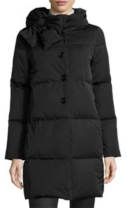 Kate Spade Faux Fur Dress Wool Coat