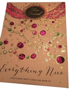 Too Faced Too Faced Everything Nice Palette - Limited Edition