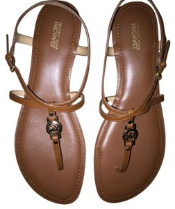 Michael Kors Luggage Sandals