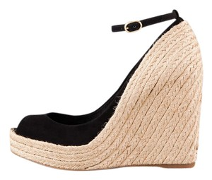 Jean-Michel Cazabat Black Wedges
