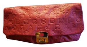 Marc by Marc Jacobs Leather Pink Hot pink Clutch