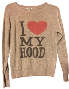 I Love H81 My Hood Sweater