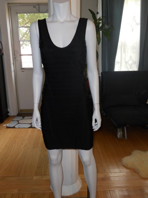 Hervé Leger Bandage Stretch Dress Image 10