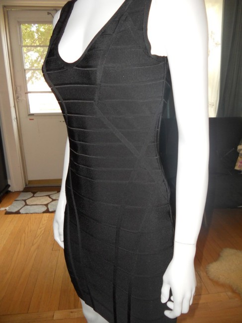 Hervé Leger Bandage Stretch Dress Image 11