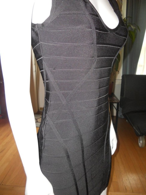 Hervé Leger Bandage Stretch Dress Image 6