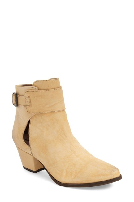 Free People Natural Belleville Ankle Boots/Booties Size US 7 Regular (M, B) Free People Natural Belleville Ankle Boots/Booties Size US 7 Regular (M, B) Image 1