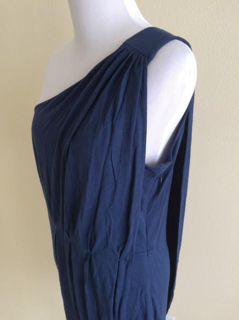 Marc by Marc Jacobs short dress Blue Leigh One Shoulder on Tradesy Image 2
