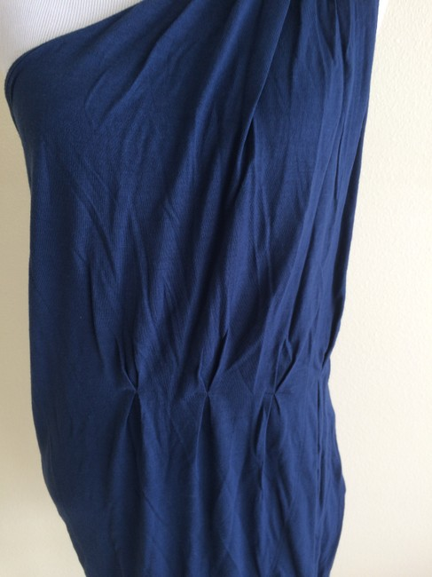 Marc by Marc Jacobs short dress Blue Leigh One Shoulder on Tradesy Image 3