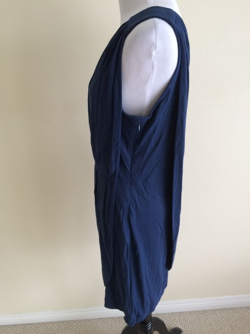 Marc by Marc Jacobs short dress Blue Leigh One Shoulder on Tradesy Image 4