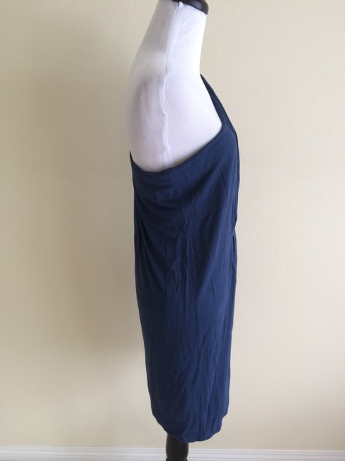 Marc by Marc Jacobs short dress Blue Leigh One Shoulder on Tradesy Image 5