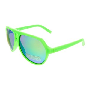 DSquared Dsquared Neon Green Aviator sunglasses