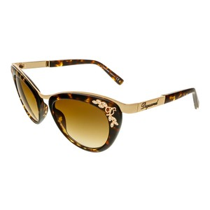 DSquared Dsquared Tortoise/Gold Cat Eye sunglasses