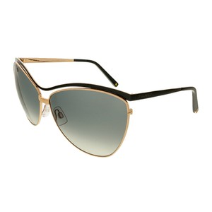 DSquared Dsquared Black/Rose Gold Cat Eye sunglasses