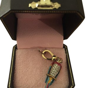 Juicy Couture Parrot Charm