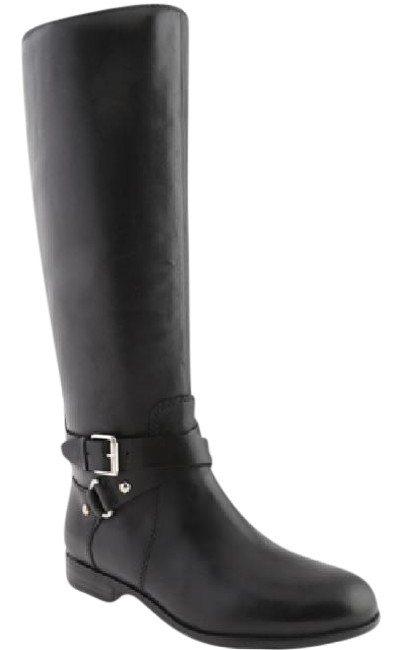 Enzo Angiolini Black Leather Boots/Booties Size US 6.5 Regular (M, B) Enzo Angiolini Black Leather Boots/Booties Size US 6.5 Regular (M, B) Image 1