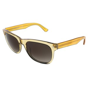 DSquared Dsquared Translucent Honey Square sunglasses