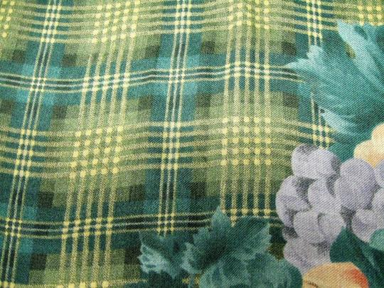 Other Large Italian Scarf - Classic Look Image 4