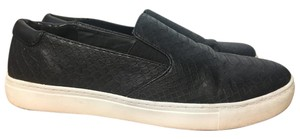 Kenneth Cole Slip On Sneakers black Flats
