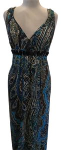 multi Maxi Dress by Fever