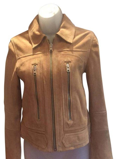 Item - Tan Collection Jacket Size 0 (XS)