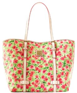 Dooney & Bourke Summer Spring Tote in Multi Colored