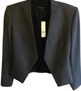 Theory Formal Charcoal Blazer