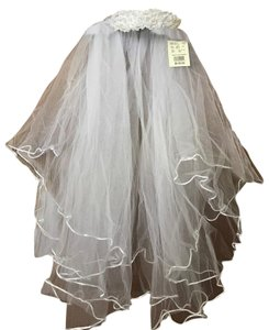 291 Venice Crown Style Veil -- Never Used Tags Still Attached
