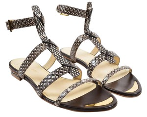 Maiyet Taupe,Brown,Cream Sandals
