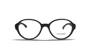 Chanel CH 3250 501 - Perfect Round Black Chanel - FREE 3 DAY SHIPPING