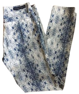 Rock & Republic Boho Snakeskin Hippie Jeggings