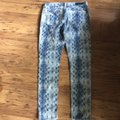 Rock & Republic Boho Snakeskin Hippie Jeggings Image 1