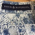 Rock & Republic Boho Snakeskin Hippie Jeggings Image 2