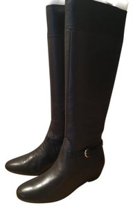 Bandolino Riding Wedge brown/black Boots